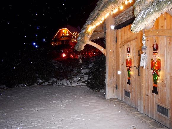 Kladruby u Libice nad Doubravou, Vánoce