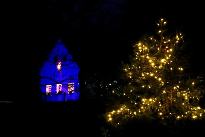 Vánoční Kladruby, Christmas Kladruby u Libice nad Doubravou, Vánoce 2016