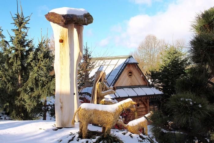 Vánoční výzdoba, Vánoce, Kladruby v Železných horách