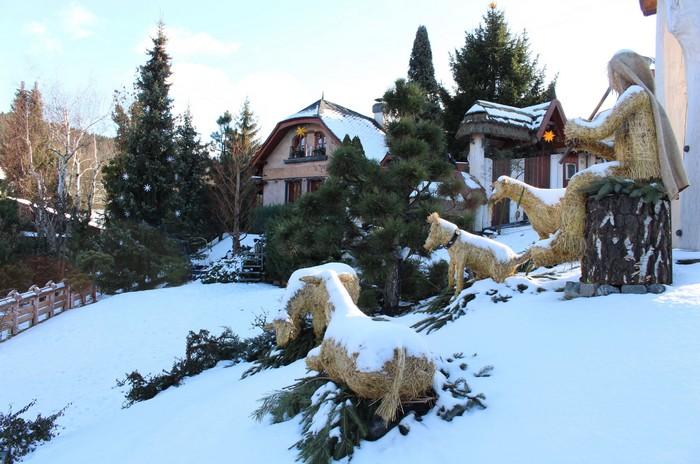 Vánoční výzdoba, Kladruby u Libice nad Doubravou, Kladruby Christmas